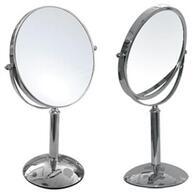 зеркало настольное 2-стороннее арт. М 203-С, d-225