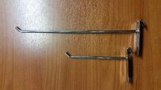 Крючок для сетки 300мм, с площадкой. FG 294x