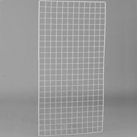 Панель-сетка (решетка) 200х80 см, Белый