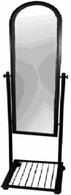 Зеркало напольное СО 385 , 365*410*1570, черное