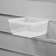 Короб пластик. Прозрачный, 140*160*83 мм., 01-310-CL