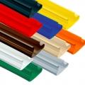 Вставка для панели пластик 1200мм коричневый