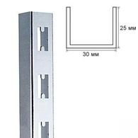 GL1 Стойка настенная 2395 мм хром