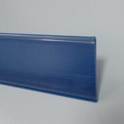 Ценникодержатель L1250 мм (синий) Н39мм