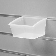 Короб пластиковый прозрач. 140*136*98мм, 01-210-CL