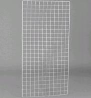 Панель-сетка (решетка) 150х60 см, Белый