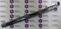 Кронштейн наклонный на овальную трубу ( 7 штыр.) 400 мм, хром