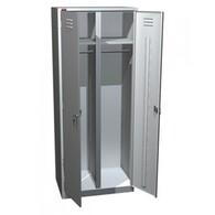 Шкаф гардеробный ШРМ-АК/800 2-хсекц. 800х500х1860