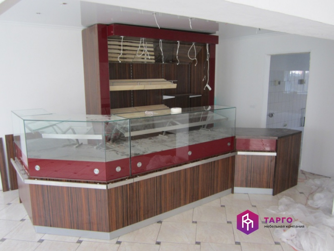 Торговое оборудование для пекарни в Тюмени