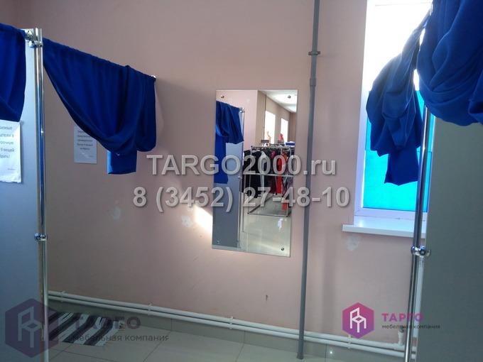 Зеркала настенные для магазина одежды