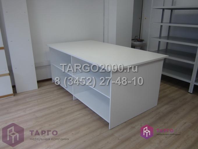 Стол для магазина тканей