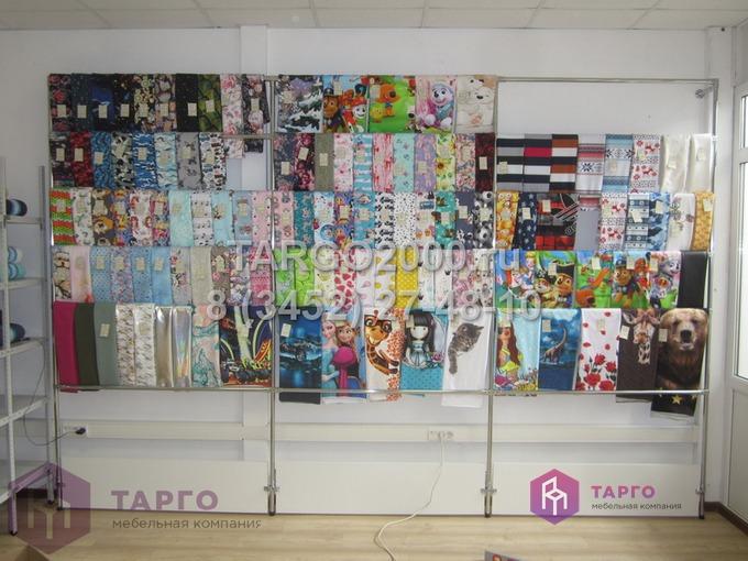Система Джокер для магазина тканей