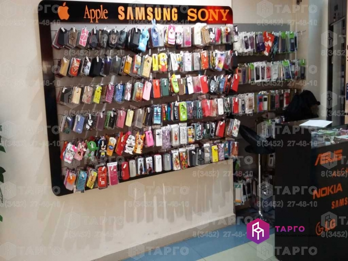 Оборудование для чехлов от телефонов.