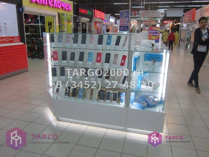 Оборудование для продажи гаджетов в Тюмени