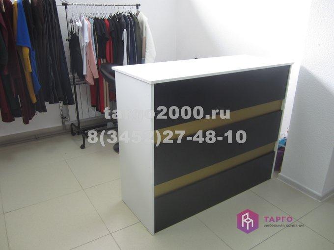 Стол для продавца (ЛДСП черный и белый).JPG