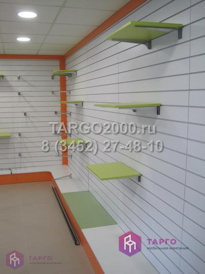 Тороговое оборудование для магазина детской одежды 4.JPG