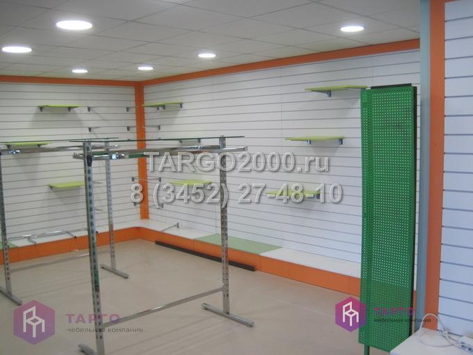 Тороговое оборудование для магазина детской одежды 5.JPG