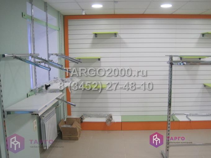 Тороговое оборудование для магазина детской одежды.JPG